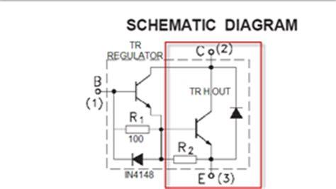 gambar transistor d2499 modifikasi transisitor h out jvc service electronic