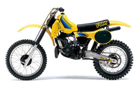 1982 Suzuki Rm 250 1982 Suzuki Rm250 Z 82 Rm 250 Specifications