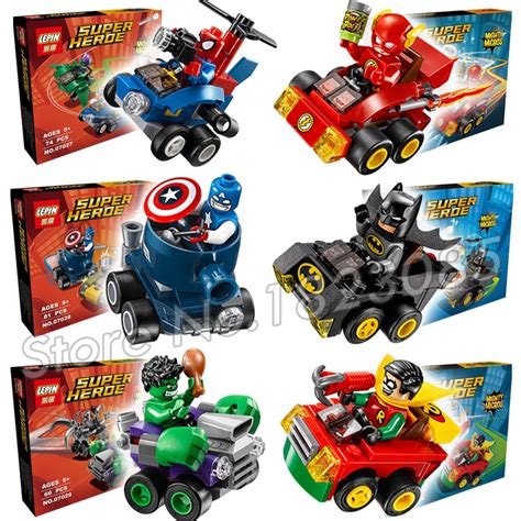 Heroes Assemble Block Sy516b Captain America Lego Compatible Popular Dc Robin Buy Cheap Dc Robin Lots From
