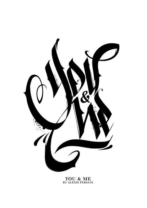 tattoo unreadable fonts 4510 best calligraphy images on