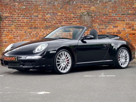 Porsche 997 4s Cabriolet For Sale by Used 2008 Porsche 911 997 4s Tiptronic S