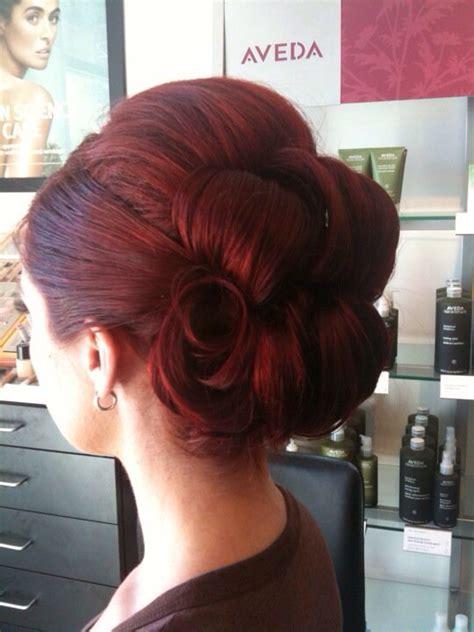 Bridal Updo Hairstyles For Black Hair by American Black Wedding Hair