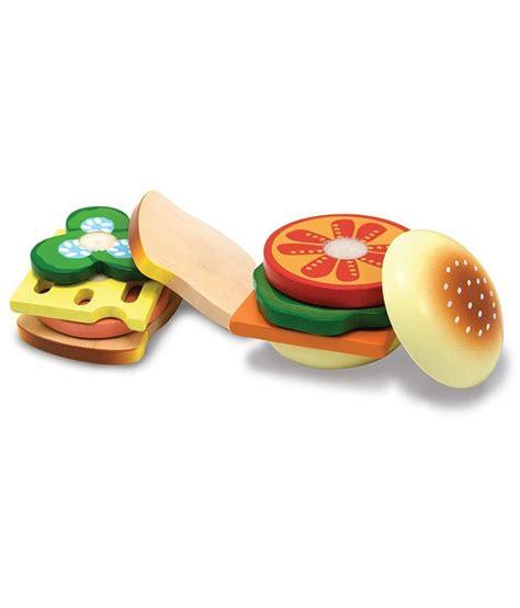 Sandwich Set N Doug doug sandwich set wooden toys buy
