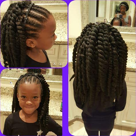 kids crochet hair styles little girl crochet with cornrows pinteres