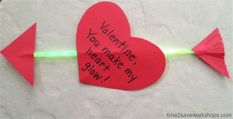 valentines crafts craft ideas make their quot glow quot diy crafts