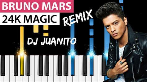 download mp3 bruno mars 24k magic bruno mars 24k magic remix by dj juanito mix 96 6 f m