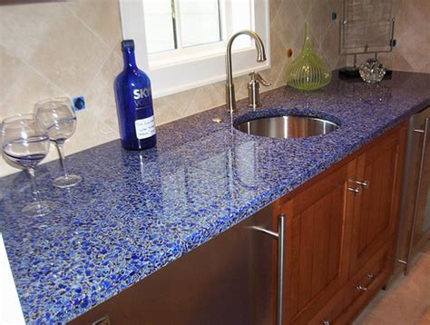Alternatives To Granite Countertops vetrazzo alternative to granite countertops 135 flickr photo