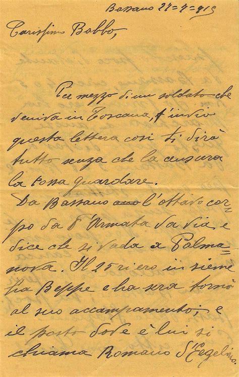 lettere dal fronte seconda guerra mondiale archivio storico 187 archive 187 lettere della grande guerra