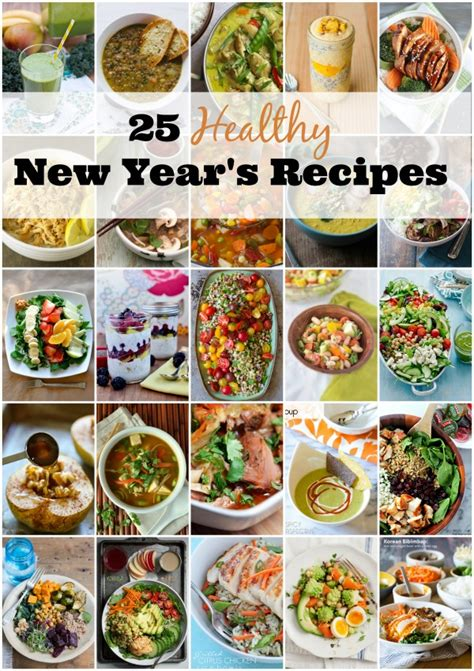 new years day recipes a collection of quot 25 healthy new year s recipes a spicy perspective