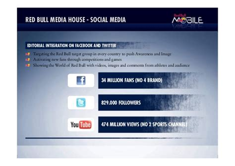 red bull media house red bull media house mobile gives you wings from brand