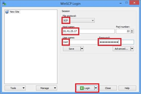 sftp default vpsget knowledgebase winscp the easiest way to manage