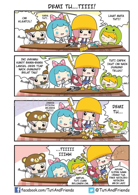 Ambon Holic 1 10 pilihan untuk membaca komik buatan indonesia