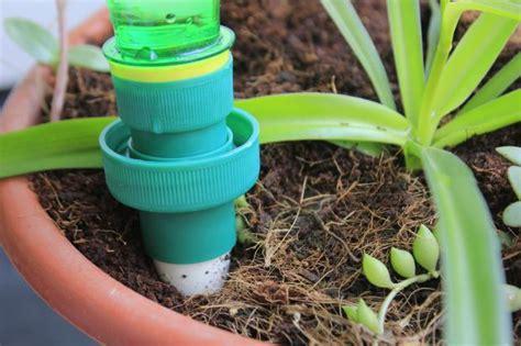 garden watering drip irrigation system  flower pots