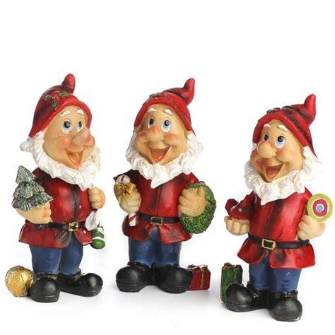 bobblehead gnome gnome bobblehead garden miniatures dollhouse