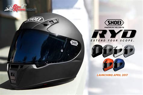 Helmet Shoei Local Product Review Shoei Ryd Helmet Bike Review