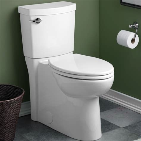 wd toilette american standard clean high efficiency elongated toilet