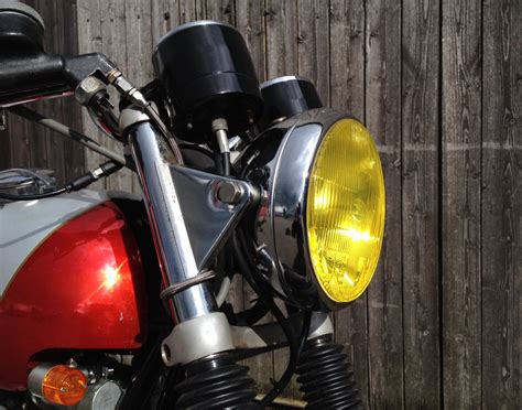 Motorrad Wasser Im Scheinwerfer by Scheinwerfer T 214 Nungsfolie Gelb 30x30 Ebay