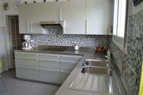 plan de travail inox cuisine inox pyr 233 n 233 es galerie gt int 233 rieur gt cuisines