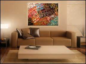 25 nonfigurative paintings the abstract paintings in the interior