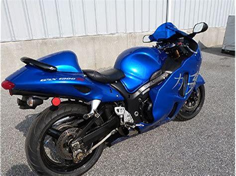 2007 Suzuki Hayabusa For Sale 2007 Suzuki Hayabusa For Sale On 2040 Motos