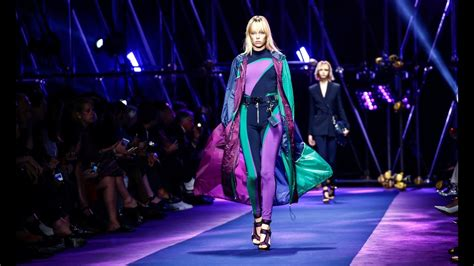 Fashion Show Wardrobe by Versace Summer 2017 Fashion Show Exclusive