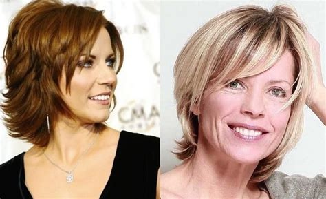 hairstyles for women over 20 20 layered hairstyles for women over 50 feed inspiration