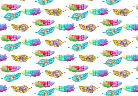 watercolor pattern free free pattern watercolor bohemian feather download free
