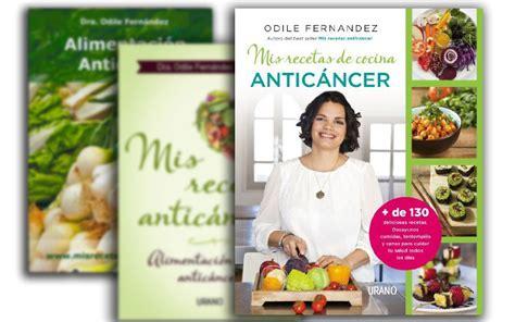 anticancer una nueva forma 8467035153 libro quot mis recetas de cocina antic 225 ncer quot odile fern 225 ndez