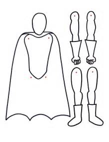 superhero paper doll template superhero paper doll sample