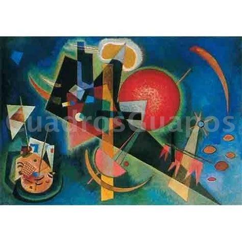 cuadros de kandinsky wassily kandinsky azul cuadrosguapos