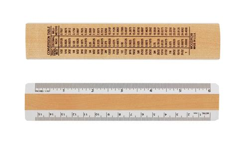 printable ruler with fractions measurements on it 0768mm 7 quot optical single bevel metric ruler images frompo