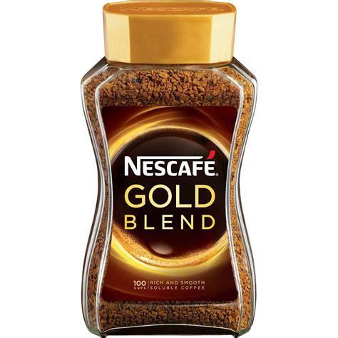 Baru Nescafe Gold Premium Mix White Coffee nescafe gold blend instant soluble coffee jar 200g