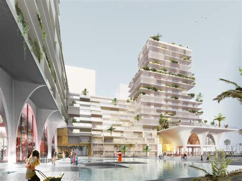 design competition middle east paris firm wins casablanca urban design competition