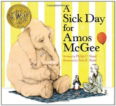 libro i never knew that a sick day for amos mcgee bebe y ilustraciones