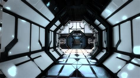 Sci Fi Interior by Arteria3d Scifi Interior Construction Pack