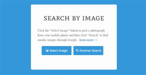 Find By Use Image Search From Mobile And Desktop