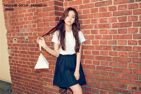 jisoo blackpink black pink yg tvqc yg new girl group debut member 3 jisoo