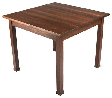 Walnut Kitchen Table by Black Walnut Kitchen Table Transitional Dining Tables