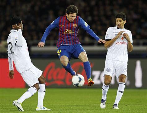 barcelona sport fc barcelona 4 v al sadd sports club 0 fifa club