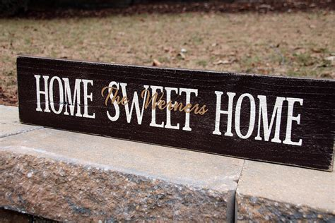 Handcrafted Wood Signs - crafted painted wood signs signs by andrea