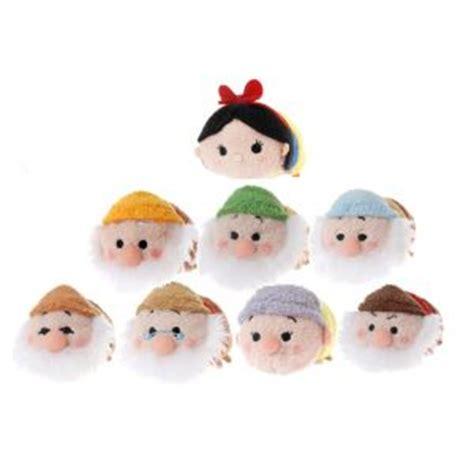 Snow White And The Dwarfs Tsum Tsum Vinyl Figure Original tsum tsum disney snow white collection shabu2
