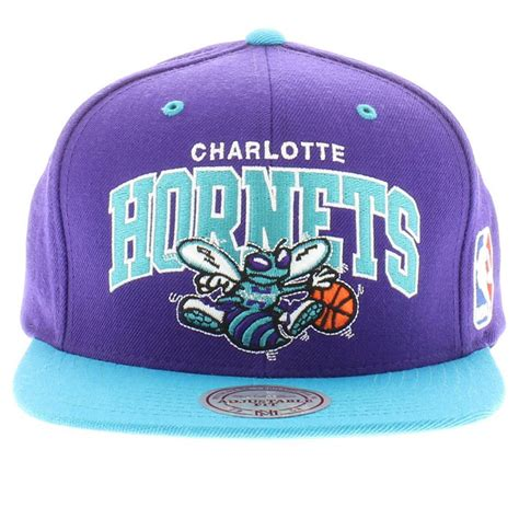 hornets colors hornets team colors the arch snapback mitchell