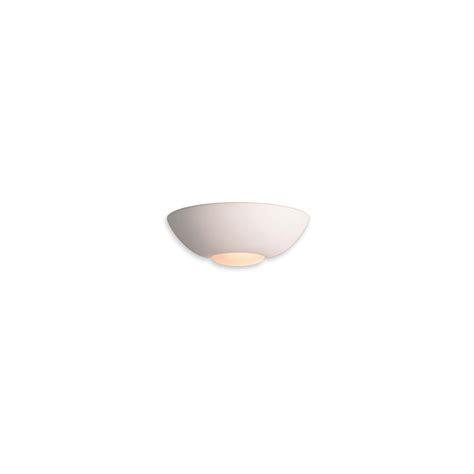 Ceramic Wall Lights C315un Ceramic Wall Light 100w In Unglazed With Acid