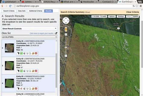 imagenes satelitales landsat 8 191 donde descargar im 225 genes satelitales multiespectrales