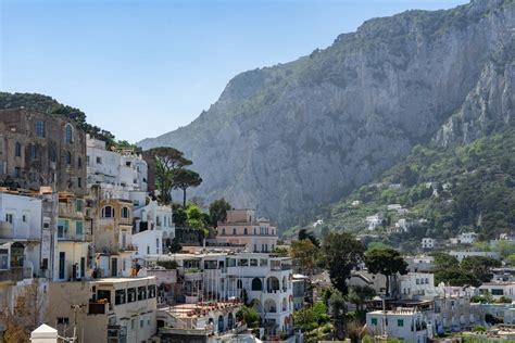 ferry naples to capri how to do a day trip from naples to capri