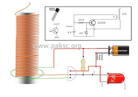 how to make simple tesla coil urdu