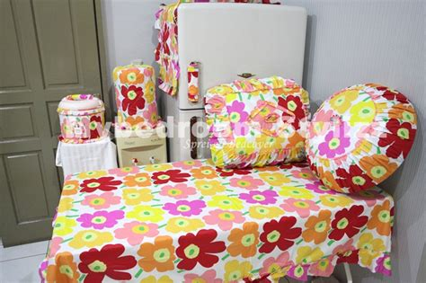 Sprei Kitchen Set Isola jual set taplak meja makan kitchenset gkm sbk