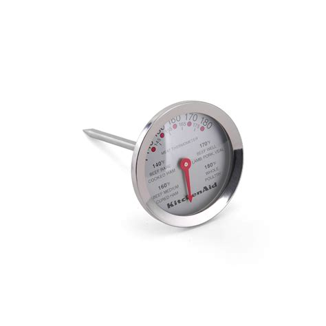 Jual Termometer Oven Stainless Steel Analog Thermometer Max 300c lifetime brands thermometer shop your way