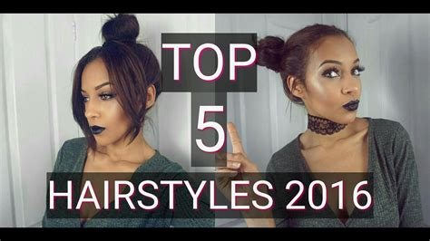 Hairstyle Books 2016 Best by The Best Hairstyles Of 2016 Look Book Hairstyles For