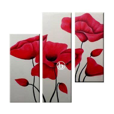 Lukisan Bunga Kg31 Bmc jual produk lukisan bunga harga promo diskon blibli